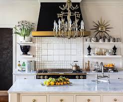 one kings lane kim bachmann kitchen lighting chinoiserie brass chandelier