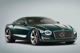 bentley sport car uk