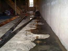 seal basements and keep water