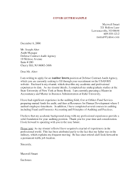 Cover Letter Samples For Resume Tips On Writing A Persuasive Cover