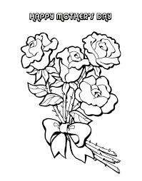 Small Picture Mothers Day Coloring Pages Coloring For KidsColoring For Kids