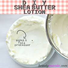 own lotion with shea er