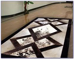 cowhide patchwork rugs canada