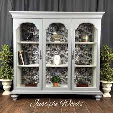 classic diy repurposed furniture pictures 2015 diy. Curio Cabinet, Decoupage, China Hutch, Vintage Furniture, Painted Furniture Classic Diy Repurposed Pictures 2015