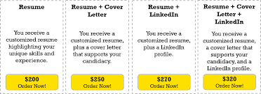 Resume Writing Services By Yellow Dog