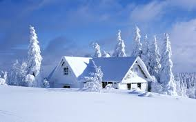 Snow House Wallpapers - Top Free Snow ...