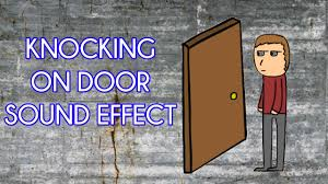 Knocking on Door Sound Effect - YouTube