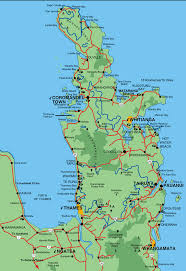 my home on the roam three months in the coromandel Whitianga Map New Zealand my home on the roam whitianga new zealand map