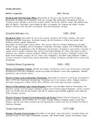 Gallery of Pharmaceutical Technology Transfer Resume