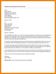 Medical Receptionist Cover Letter 9 10 Legal Receptionist Cover Letter Tablethreeten Com