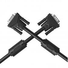 <b>Кабель Vention VGA</b> 15M/15M с 2 ферритовыми фильтрами ...