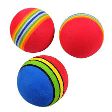 ball toys. best baby dog toys pet puppy and cat chew q rainbow ball for products under $0.64   dhgate.com