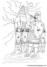 Small Picture Bible Tower Of Babel Coloring Page Coloring Home