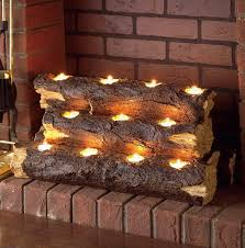 multiple candle holder for fireplace home design ideas