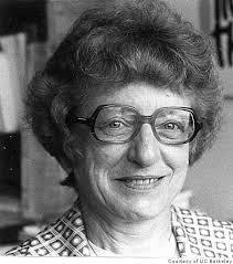 Leona Shapiro - pioneering nutritionist - dies