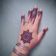 Simple And Easy Henna Designs For Hands Top 111 Simple Mehndi Designs Shaadisaga