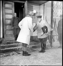 Rajavartijat ovat aina aluksi eturintamassa etummaisina – Neuvostoliiton  karannut ohjus Inarijärvellä ja pakolaistulva Raja-Joosepissa kovimmat  haasteet talvisodan jälkeen | Lapinkansa.fi