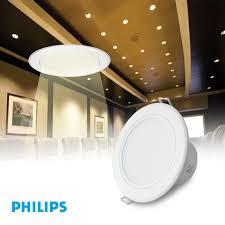 philips led downlight 10 5w 3000k