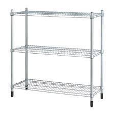 IKEA OMAR shelving unit Easy to assemble  no tools required.
