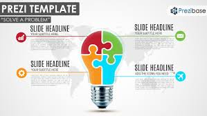 business prezi templates prezibase solve a problem