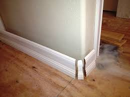 amazing how to handle rounded outside corners when installing trim