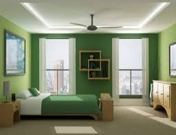 Inspirations: Wall Paint In Green Shades Also Bedroom Asian Paints