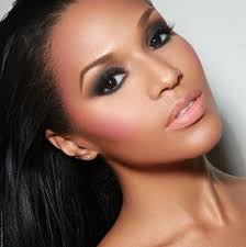 wedding day makeup african american google search