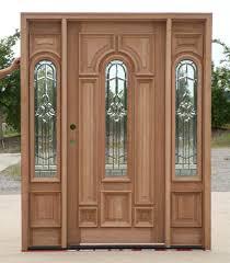 Exterior Prehung Doors Model 525