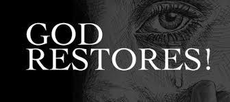 Image result for God restores to life