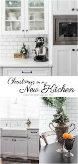 kitchen office wwwsomuchbetterwithagecom kitchen office cabinet. Christmas In My New Kitchen - So Much Better With Age Office Wwwsomuchbetterwithagecom Cabinet M