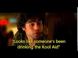 Image result for drinking the kool aid