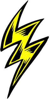 Image result for animated lightning strike