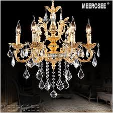 classic crystal chandeliers light fixture crystal re lamps for foyer lobby md8861 clear crystal chandelier chandelier fan ceiling fan chandelier from