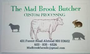 Mad Brook Farm LLC | Facebook