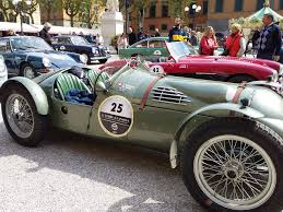 Gentleman Drivers and Gourmands: A Classic Car Rally in Italy — Two ...