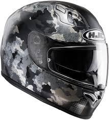 Hjc Helmet Size Chart Hjc Fg St Void Helmet Black Gray Uk