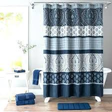 best shower curtains navy blue and gray shower curtain best shower curtains ideas on white flat best shower curtains