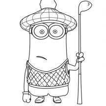 Small Picture Minion Dave Coloring Page no show Coloring Pages for Kids