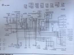 honda varadero 125 wiring diagram i found this if its of any use