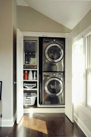 washer dryer for small space. Wonderful Washer Layout For Utility Room A Hallway Or Small Space Stack Washerdryerpros  U0026 Cons To This On Washer Dryer For Small Space