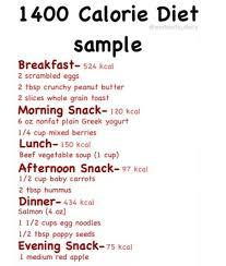 1200 Calorie Diet Chart 1400 Calorie Diet Sample Dieta 1500 Calorie Diet