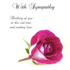 Image result for sympathy message for the loss of a mother