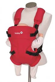 <b>Рюкзак</b>-<b>кенгуру SAFETY 1ST Mimoso</b> Plain Red 80333 Артикул ...