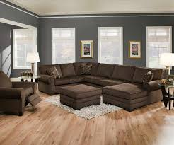 grey and brown furniture. Fascinating Living Room Grey And Brown With For Color Ideas Furniture Style Trends A