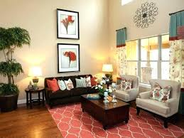 area rug with brown couch orange and brown furniture orange walls brown couch area rug for area rug with brown couch