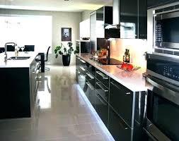white laminate countertop kitchen