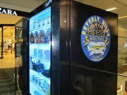 Beverly Hills Caviar Vending Machine Cool Beverly Hills Caviar Vending Machine Caviar Escargot And Bottarga
