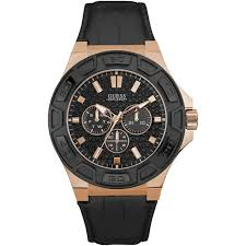 guess men s black watch w0674g6 £152 10 thewatchsuperstore com™