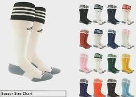 Adidas Socks Size Chart New Adidas Soccer Mens Metro Copa Formotion Climalite