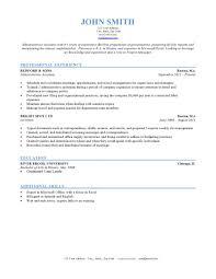 Resume Templates Resume Templates Blue Therpgmovie 28